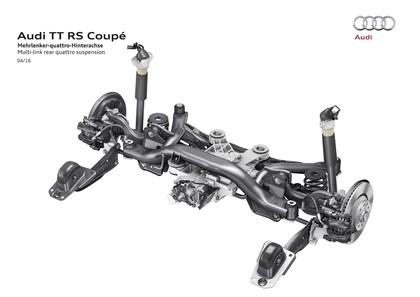 2016 Audi TT RS coupé 41