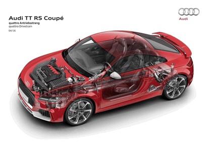 2016 Audi TT RS coupé 43