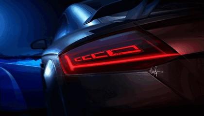 2016 Audi TT RS coupé 47