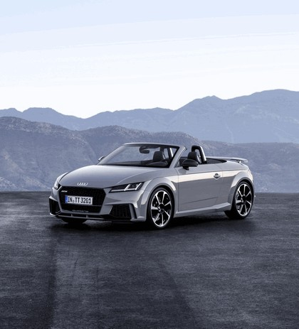 2016 Audi TT RS roadster 17