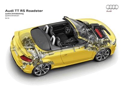 2016 Audi TT RS roadster 39