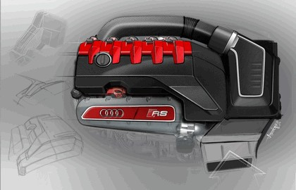 2016 Audi TT RS roadster 45