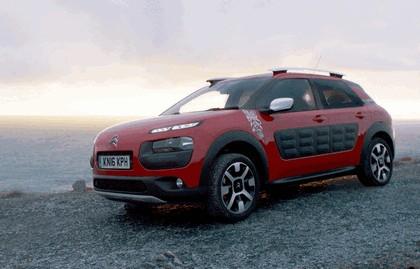 2016 Citroën C4 Cactus Rip Curl Special Edition - UK version 11