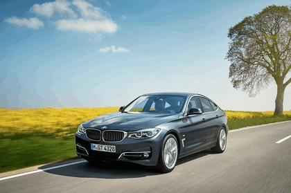 2016 BMW 3er Gran Turismo Luxury 6