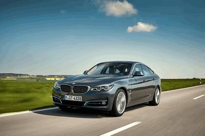2016 BMW 3er Gran Turismo Luxury 8
