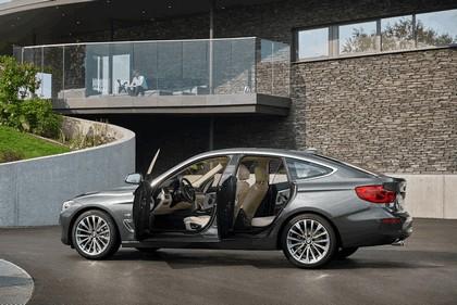 2016 BMW 3er Gran Turismo Luxury 12