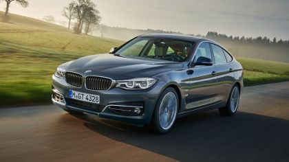 2016 BMW 3er Gran Turismo Luxury 5