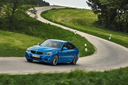 2016 BMW 3er Gran Turismo M Sport 8