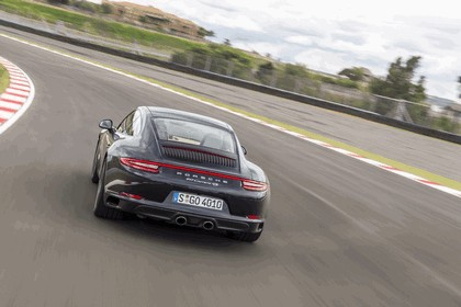 2016 Porsche 911 ( 991 type II ) Carrera 4S 4