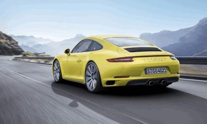 2016 Porsche 911 ( 991 type II ) Carrera 4S 6