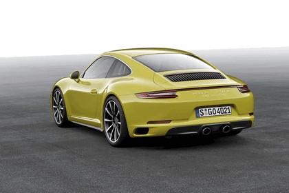 2016 Porsche 911 ( 991 type II ) Carrera 4S 8