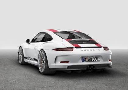 2016 Porsche 911 ( 991 type II ) R 2
