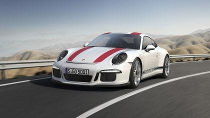 2016 Porsche 911 ( 991 type II ) R 7