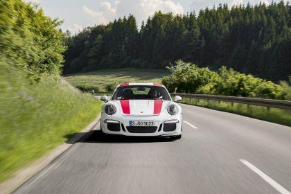 2016 Porsche 911 ( 991 type II ) R 15