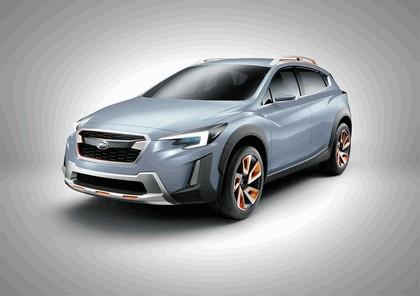 2016 Subaru XV concept 1