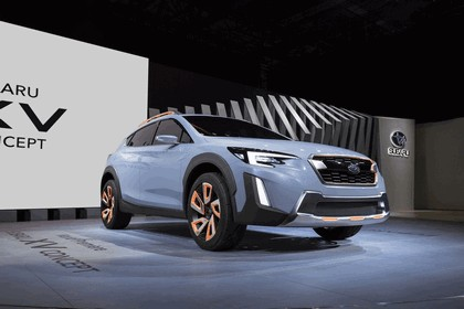 2016 Subaru XV concept 3