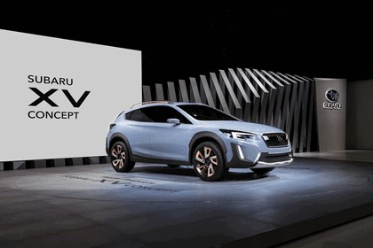 2016 Subaru XV concept 7