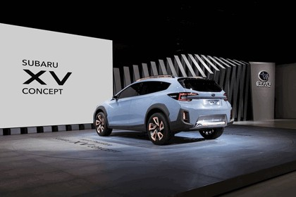 2016 Subaru XV concept 8