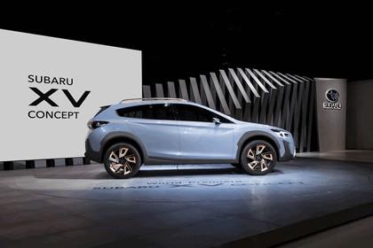 2016 Subaru XV concept 9