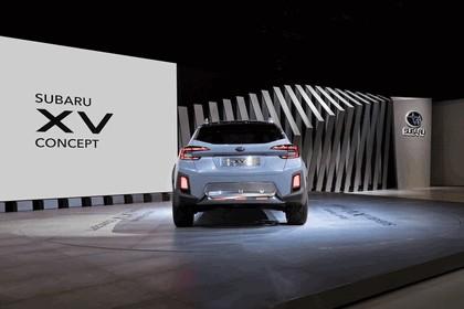 2016 Subaru XV concept 10