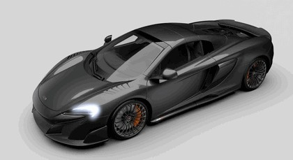 2016 McLaren 675LT Carbon Series Limited Edition by MSO 1