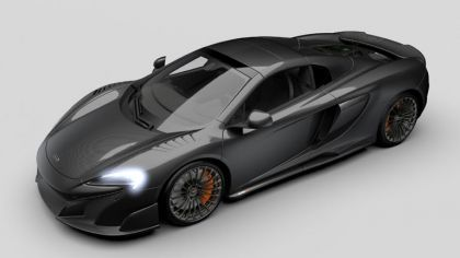 2016 McLaren 675LT Carbon Series Limited Edition by MSO 5