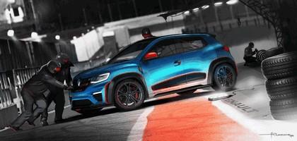 2016 Renault Kwid Racer concept 3