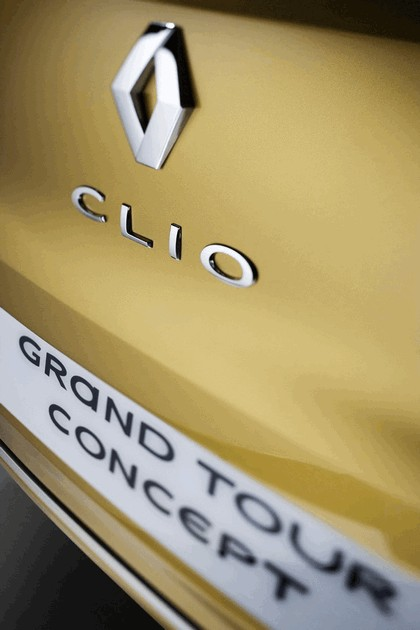 2007 Renault Clio Grand Tour concept 7