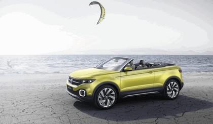 2016 Volkswagen T-Cross Breeze concept 1
