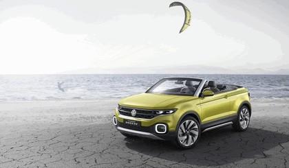 2016 Volkswagen T-Cross Breeze concept 2