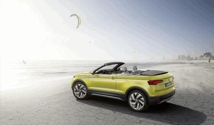 2016 Volkswagen T-Cross Breeze concept 3