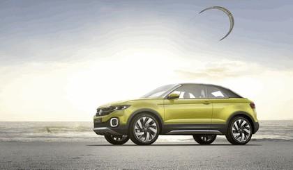 2016 Volkswagen T-Cross Breeze concept 4