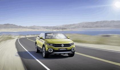 2016 Volkswagen T-Cross Breeze concept 7