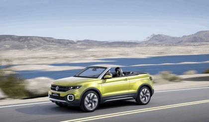 2016 Volkswagen T-Cross Breeze concept 8