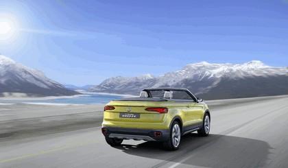 2016 Volkswagen T-Cross Breeze concept 9