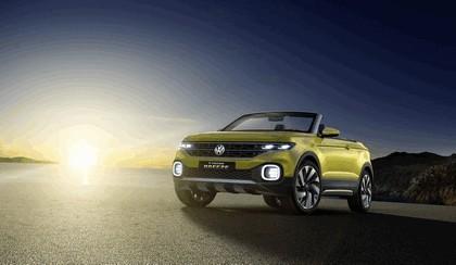 2016 Volkswagen T-Cross Breeze concept 10