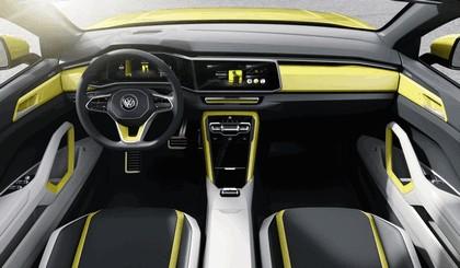 2016 Volkswagen T-Cross Breeze concept 13