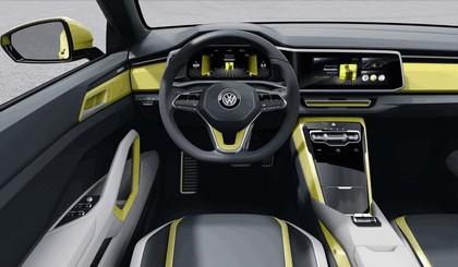 2016 Volkswagen T-Cross Breeze concept 14