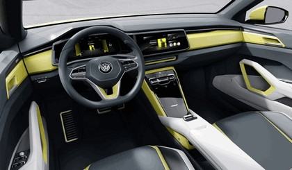 2016 Volkswagen T-Cross Breeze concept 15