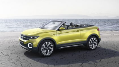 2016 Volkswagen T-Cross Breeze concept 3