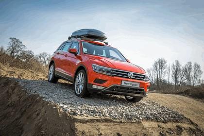 2016 Volkswagen Tiguan 4motion 11