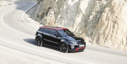2016 Land Rover Range Rover Evoque Ember Special Edition 1