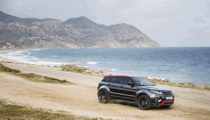 2016 Land Rover Range Rover Evoque Ember Special Edition 2