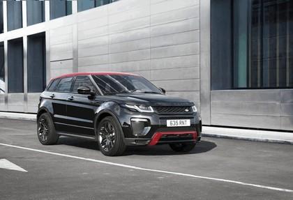 2016 Land Rover Range Rover Evoque Ember Special Edition 10