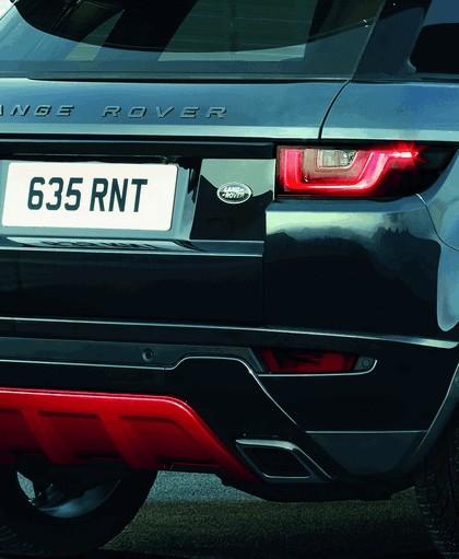 2016 Land Rover Range Rover Evoque Ember Special Edition 17