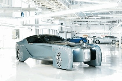 2016 Rolls-Royce Vision Next 100 ( 103EX ) concept 27