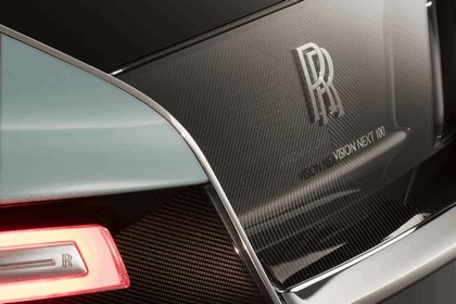 2016 Rolls-Royce Vision Next 100 ( 103EX ) concept 47