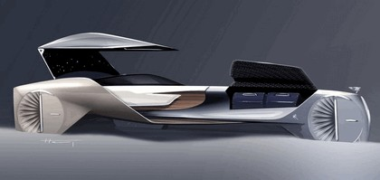 2016 Rolls-Royce Vision Next 100 ( 103EX ) concept 59