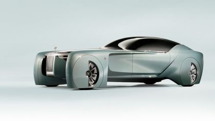 2016 Rolls-Royce Vision Next 100 ( 103EX ) concept 9
