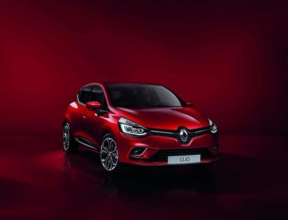 2016 Renault Clio 10